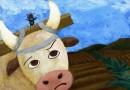 Refranes de Animales Aramos le dijo la mosca al Buey