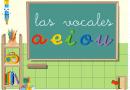 Juegos Educativos sobre las vocales