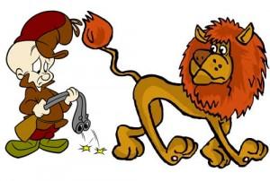 Fábulas de Esopo El Hombre y el León