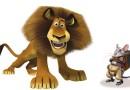 Fábulas de Esopo El León y el Ratón