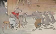 Fábulas de Esopo y sus Moralejas El congreso de los Ratones