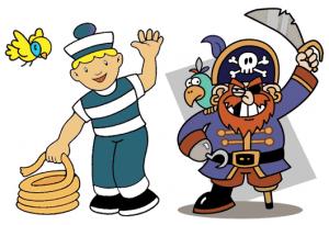 Donde manda capitán no manda marinero. Refranes con Significados