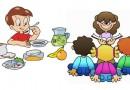 Leer y comer no puede ser. Refranes con sus significados
