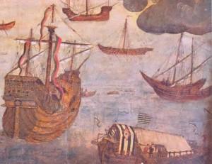 Los navegantes Fábulas de Samaniego con sus Moralejas
