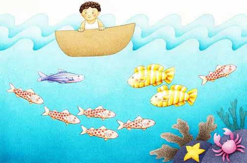 Quien no arriesga no pasa la mar