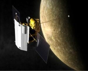 La Sonda Messenger revela nuevos datos sobre el Planeta Mercurio