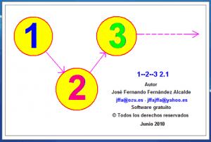 Programa para dibujar uniendo puntos para niños de 5 a 10 años