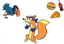 La zorra y el cuervo hambriento Fábulas Clasicas de Esopo con Moraleja
