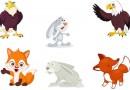 Las zorras, las águilas, las liebres Fábulas Clásicas de Esopo con Moraleja