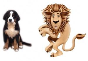 El león y el boyero Fábula Clásica de Esopo con moraleja