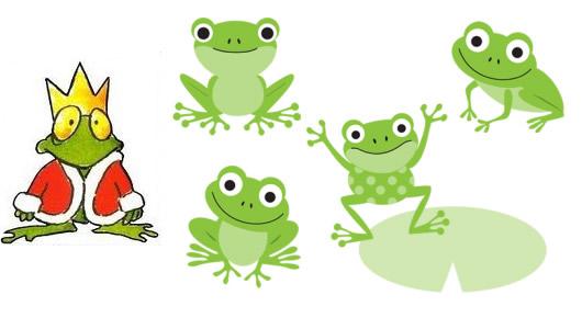 Las ranas pidiendo rey, Fábulas de Esopo clásicas con moralejas