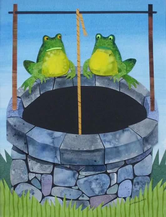 Las ranas y el pantano seco Fábulas Clásicas de Esopo con Moraleja