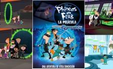 Phineas y Ferb la película. A través de la Segunda Dimensión