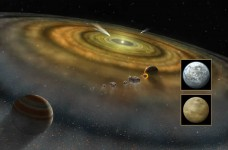 Cómo y cuándo se formó el Sistema Solar