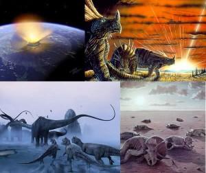 Hay muchas teorías sobre la extinción de los dinosaurios