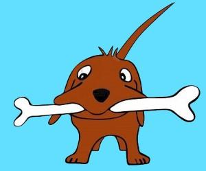 A otro perro con ese hueso. Refranes con su significado