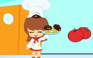A la mejor cocinera se le va un tomate entero. Refranes con su Significado