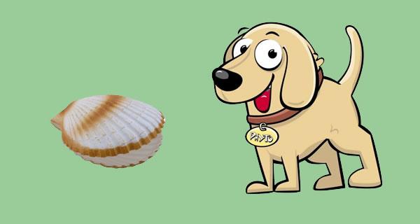 El perro y la almeja
