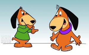 Los dos perros. Fábula clásica de Esopo con moraleja