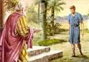 La golondrina y el hijo pródigo. Fábula clásica de Esopo con moraleja