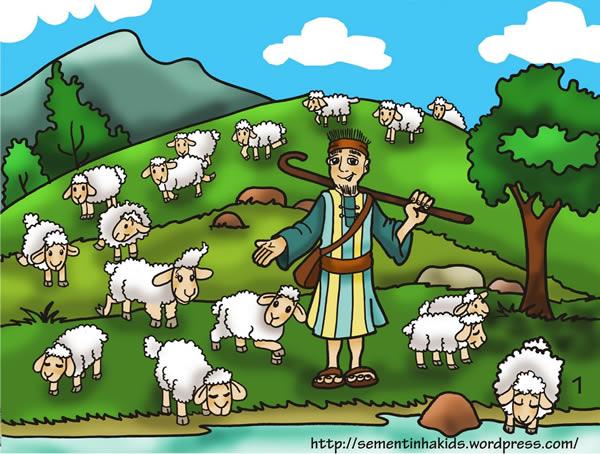 La cabra y el cabrero. Fábula clásica de Esopo con moraleja