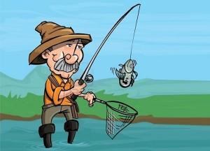 A río revuelto, ganancia de pescadores