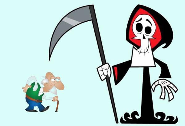 El anciano y la muerte. Fábula clásica de Esopo con moraleja