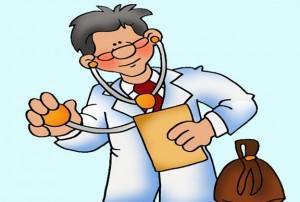 El médico ignorante. Fábula clásica de Esopo con moraleja