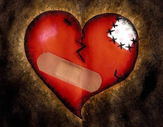 Amor con amor se cura. Refranes con su significado