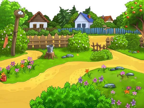 Al jardín de la alegría. Canciones infantiles para niños
