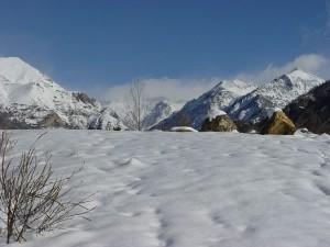 Año de nieves, año de bienes. Refranes con su Significado
