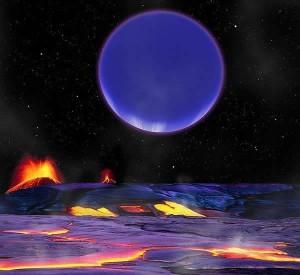 Kepler-36b y Kepler-36c dos nuevos planetas casi pegados