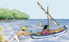 Al pasar la barca. Canciones infantiles para niños