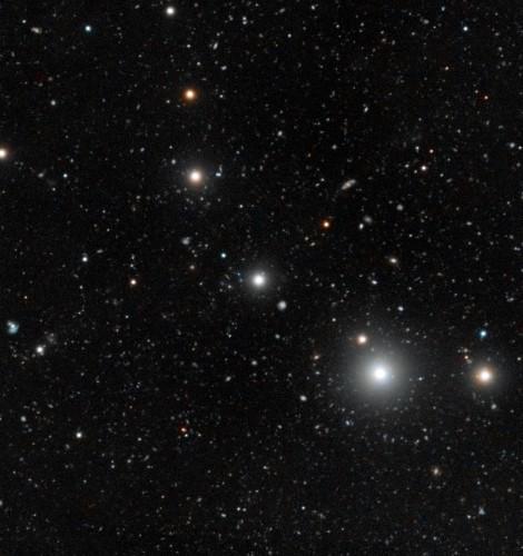Galaxias Oscuras, por fin descubiertas por los astrónomos