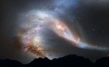 La galaxia Andrómeda chocara contra la Vía Láctea [VIDEO EXPLICATIVO]