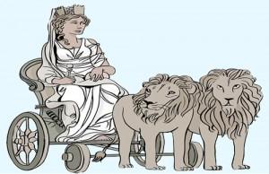 Los sacerdotes de Cibeles. Fábula de Esopo con moraleja