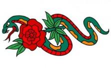 La serpiente y Zeus. Fábulas de Esopo con moraleja