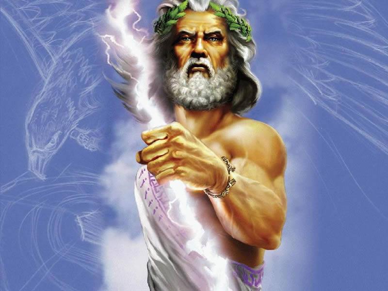 Zeus y el pudor. Fábulas de Esopo con moraleja